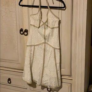 Laundry lace dress